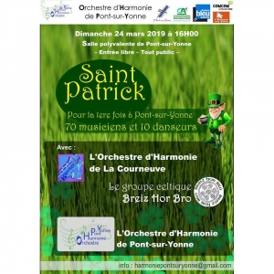 Saint-Patrick-Pont-Sur-Yonne