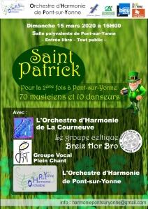 Saint-Patrick-Pont-Sur-Yonne - 2020
